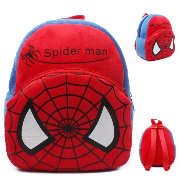 Sac À Dos Peluche Spiderman