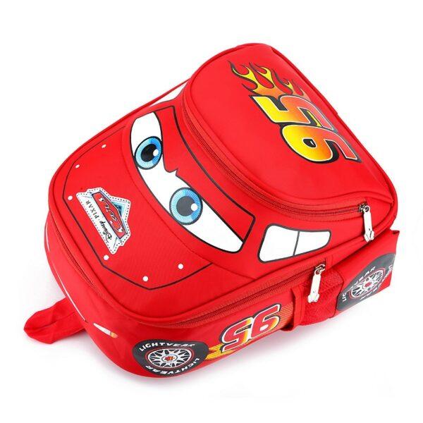 Sac À Dos Disney Cars Flash Mcqueen