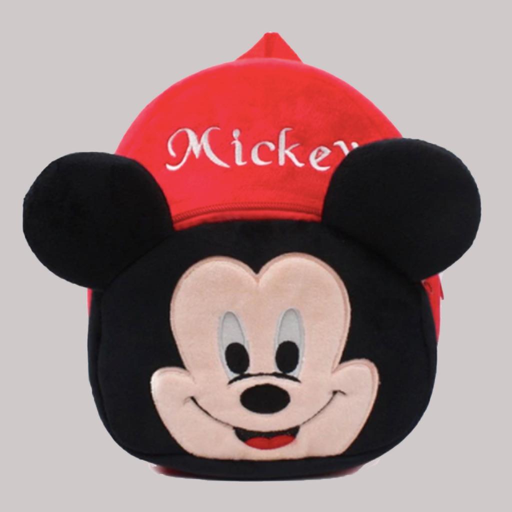 Sac À Dos Peluche Mickey