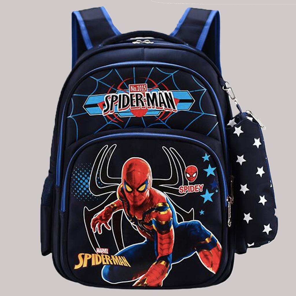 Sac À Dos Spiderman Avec Trousse