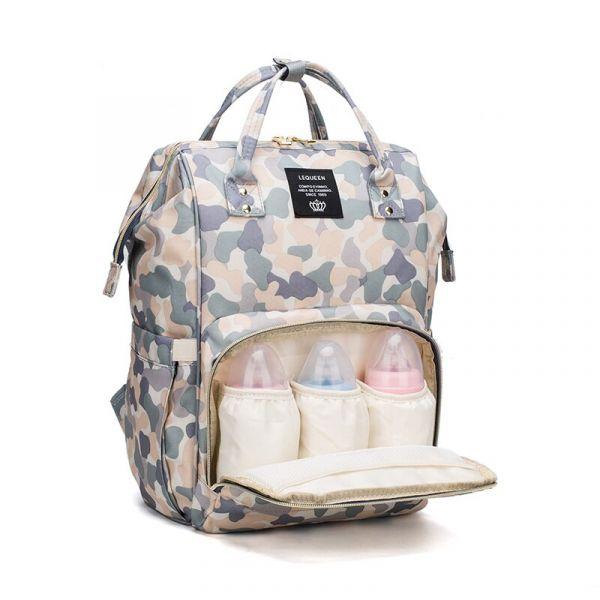Sac À Dos Motif Camouflage Pour Maman