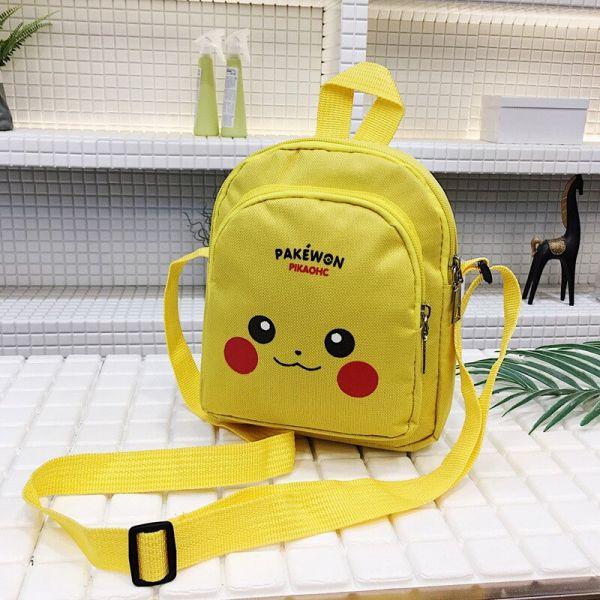 Sac À Dos Motif Pikachu Pour Enfants