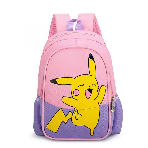 Sac À Dos Imprimé Pikachu Pour Enfants