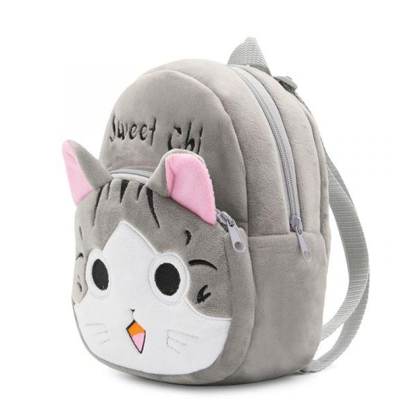 Sac À Dos Peluche Chi Le Chat Pour Enfants