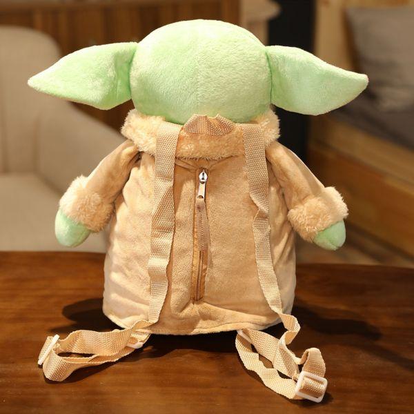 Sac À Dos Star Wars Yoda En Peluche