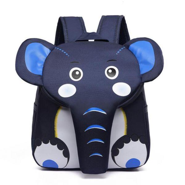 Sac À Dos En Forme D'Éléphant Pour Enfant