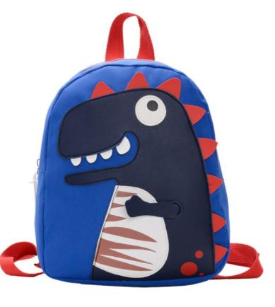 Sac À Dos Enfant Motif Dinosaure Kawaii