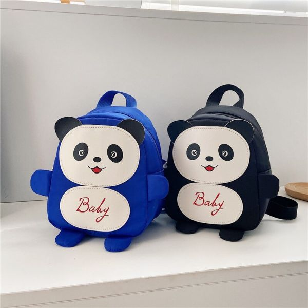 Petit Sac À Dos D'Écolier Panda