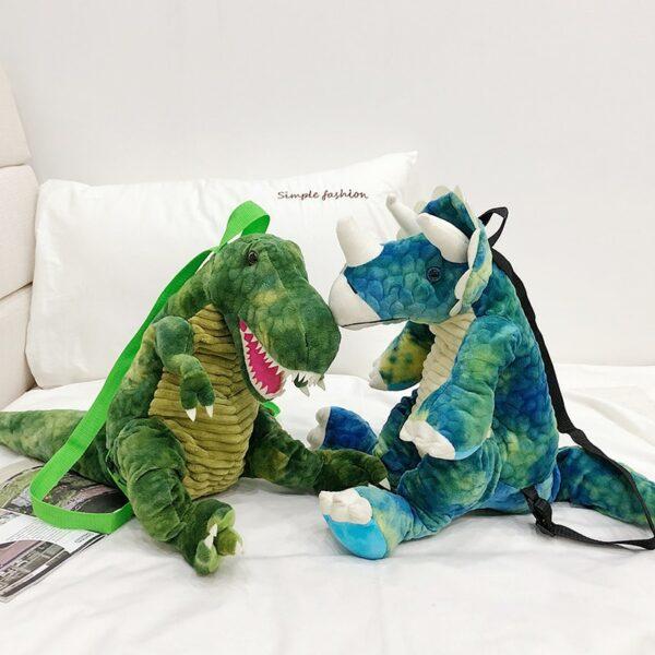 Sac À Dos Original Dinosaure 3D